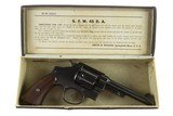 Smith & Wesson 1917 Army INCREDIBLE PROVENANCE Delivered 1930 to WWI Veteran SW Gray Original Grips & Box MUST SEE 99% - 10 of 24