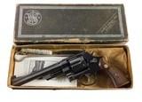 Smith & Wesson Pre Model 24 .44 Special Order Factory Letter LA California 1955 ALL ORIGINAL 99%