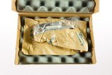 """Smith & Wesson Model 36-1 Original RARE Two Tone PINTO 3"""" Heavy Barrel 1 of only 75 Made in 1999 100% NEW IN BOX - 3 of 8"""
