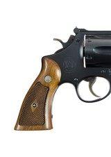 Smith & Wesson Pre Model 23 .38/44 Outdoorsman Mfd. 1954 5-Screw Gold Box 99% - 10 of 14