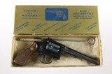 Smith & Wesson Pre Model 17 K-22 Masterpiece Mfd. 1946 1st Year All Matching LERK 99% - 2 of 16