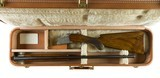 "Belgium Browning Superposed Pigeon Grade 20GA 26 1/2"" Field Choked Takedown Case RKLT Mfd. 1965 99%+"