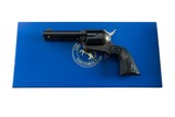 "Colt Custom Shop Single Action Army 4 3/4"" .45 COLT SAA Mfd. 2005 ANIB"