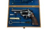 """S&W Board of Directors EW Axe ONLY KNOWN Factory Inscribed Smith & Wesson Model 29 No Dash .44 Magnum 4-Screw 4"""" GOLD FRONT SIGHT Factory Letter - 5 of 15"""