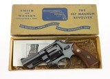 """AWESOME USMC Captain Melvin Thompson's Smith & Wesson Pre Model 27 .357 Magnum 3 1/2"""" Blued Letter ANIB - 11 of 23"""