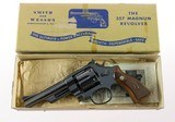 """Smith & Wesson Pre Model 27 5"""" .357 Magnum 100% ORIGINAL EARLY 1950 SHIPMENT - 2 of 16"""