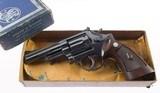 Smith & Wesson Model 19 No Dash .357 Magnum 4 Screw Boxed 99%