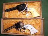 Colt Pair with Serial Number Zero from the Colt CEO Collection of George Strichner - 1 of 12