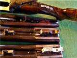 Cased and #4 Engraved Winchester Model 21 with 2 Barrels 12 Gauge - 6 of 15