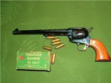 Engraved Colt Prototype Single Action Army 150th 1 of 1 Made 10 Inch Barrel - 11 of 12