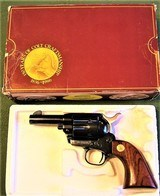 Colt Sheriff Edition 3 Inch Blued 1 of 200 in Original Box 1987
