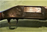 Engraved Special Order Marlin Model 31 C Grade Made 1916 Extra Select Wood 16 Gauge - 4 of 15