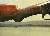 Engraved Special Order Marlin Model 31 C Grade Made 1916 Extra Select Wood 16 Gauge - 5 of 15