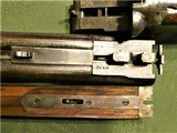 Scarce Engraved Meriden Firearms Grade 58 with Chain Damascus Barrels - 5 of 15