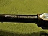 Rarest Colt SAA 16 Inch Buntline Carbine Stock .45 - 12 of 15