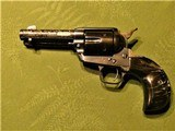 Scarce Engraved Colt SAA Bird's Head Grip .45 Single Action Army 4 Inch Barrel - 12 of 15