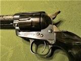 Scarce Engraved Colt SAA Bird's Head Grip .45 Single Action Army 4 Inch Barrel - 10 of 15