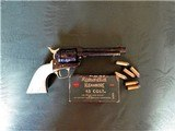 Cased Master Engraved Colt SAA 2nd Generation 1956 Ivory Grip .45 Single Action Army - 2 of 15