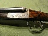 Cased Engraved John Marson Boxlock Ejector 12 Bore Birmingham Double - 10 of 15