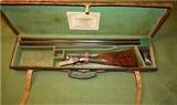 Cased Engraved John Marson Boxlock Ejector 12 Bore Birmingham Double - 5 of 15