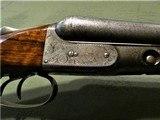 Engraved Parker DH Grade #1 Frame Skeleton Butt 12 Gauge 6 Pound Lightweight - 4 of 15
