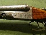 Engraved Parker DH Grade #1 Frame Skeleton Butt 12 Gauge 6 Pound Lightweight - 12 of 15