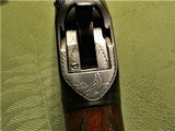 Scarce Engraved Pigeon Grade Winchester 1897 Cased 2 Barrel Set XXX Wood Black Diamond 97 - 8 of 15