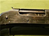 Scarce Engraved Pigeon Grade Winchester 1897 Cased 2 Barrel Set XXX Wood Black Diamond 97 - 4 of 15