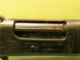 Scarce Engraved Pigeon Grade Winchester 1897 Cased 2 Barrel Set XXX Wood Black Diamond 97 - 7 of 15