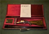 "Cased Winchester Model 21 Cody Museum Lettered 20 Gauge 28 Inch Barrels 1952 SST Ejectors 14"" LOP"
