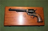 Scarce Special Order Colt 2nd Gen Cavalry SAA Made 1958 Cased .45 with Factory Letter High Condition - 2 of 15