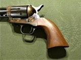 Scarce Special Order Colt 2nd Gen Cavalry SAA Made 1958 Cased .45 with Factory Letter High Condition - 5 of 15