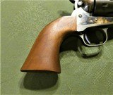 Scarce Special Order Colt 2nd Gen Cavalry SAA Made 1958 Cased .45 with Factory Letter High Condition - 12 of 15