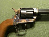 Scarce Special Order Colt 2nd Gen Cavalry SAA Made 1958 Cased .45 with Factory Letter High Condition - 13 of 15