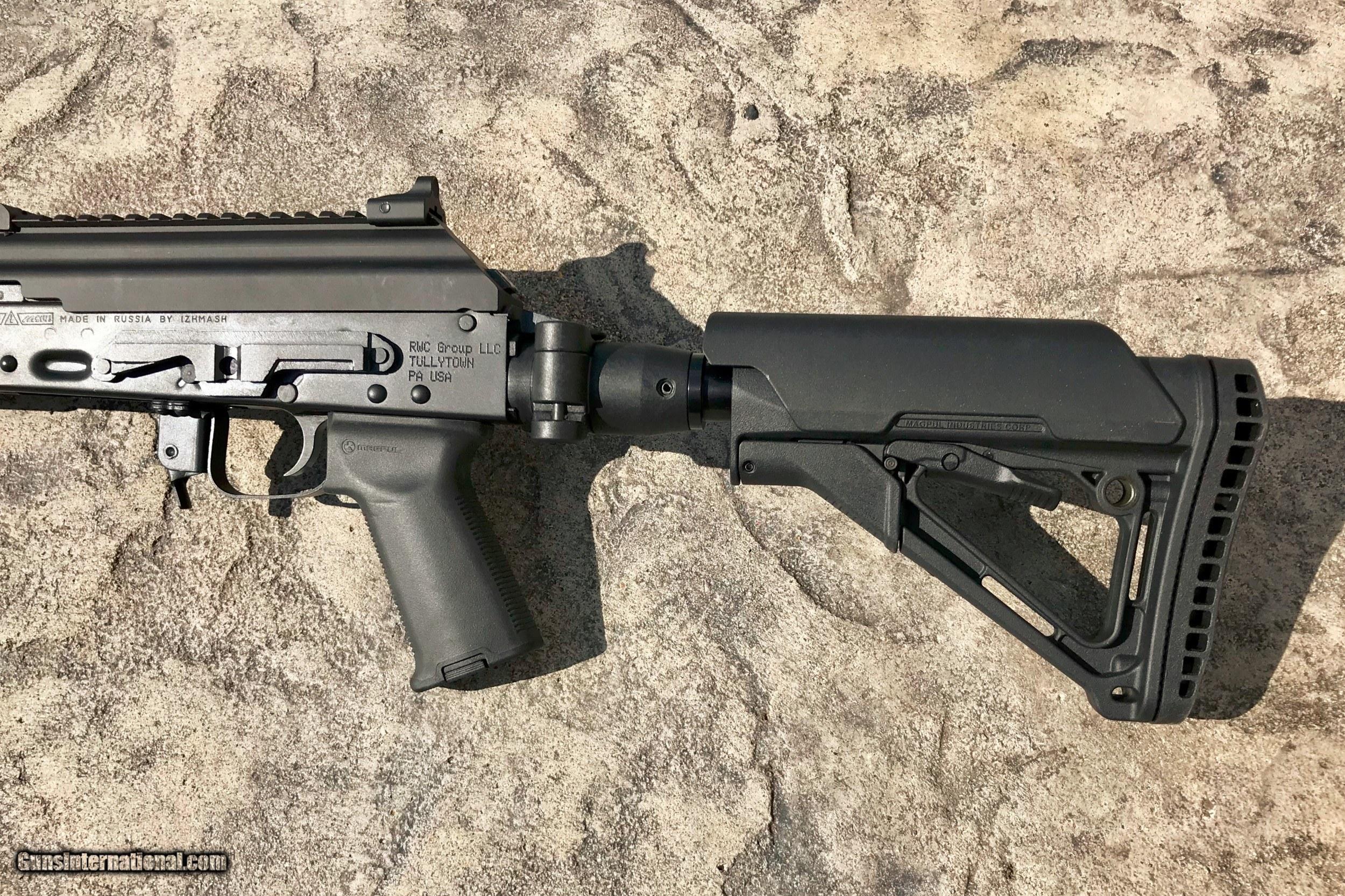 Saiga Izhmash Custom AK-47 7 62x39mm