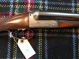 Kavanagh Dublin SxS 12ga Gamekeepers gun - 6 of 7