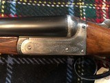 Kavanagh Dublin SxS 12ga Gamekeepers gun - 2 of 7