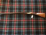 Kavanagh Dublin SxS 12ga Gamekeepers gun - 1 of 7