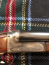 Kavanagh Dublin SxS 12ga Gamekeepers gun - 7 of 7
