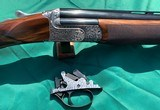 """Rizzini BR460EL BR460 Sporting Clays 30"""" Fully Engraved - 4 of 12"""