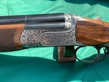 """Rizzini BR460EL BR460 Sporting Clays 30"""" Fully Engraved - 1 of 12"""