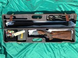 """Rizzini BR460EL BR460 Sporting Clays 30"""" Fully Engraved - 9 of 12"""