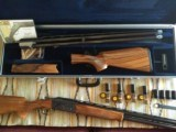 "Krieghoff K80 Super Scroll Custom ""30 O/U Shotgun"