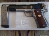C.T.Brian Custom Colt Government Mark IV Series 70 5""