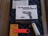 """Colt MK IV Series 70 Government 45 5"""" - 2 of 14"""