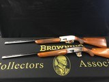 Browning Double Automatic's