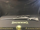 Weatherby Mark V ~ .270 Wby. Mag.
