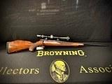 Colt Sauer .30-06 - 1 of 14
