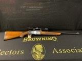 Browning BAR Grade II Safari .338 Win Mag