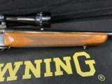Browning BAR Grade II Safari .7 Rem. Mag. - 7 of 15
